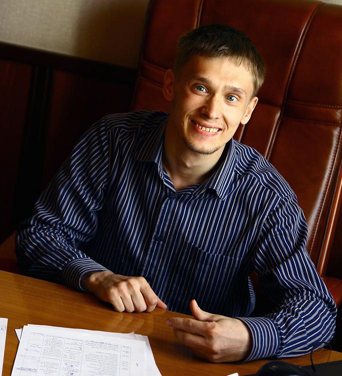 Никита Сергеевич Асеев